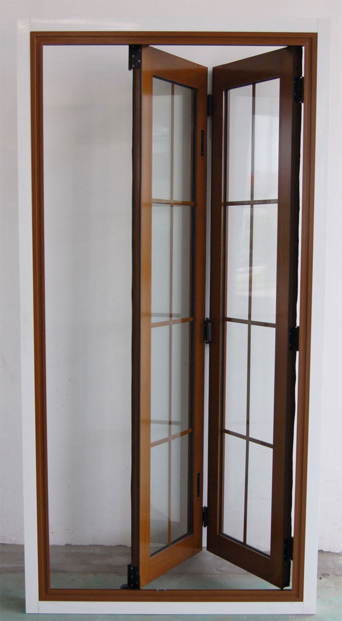 Accordion Glass Doors : Accordian doors ease and beauty interior exterior