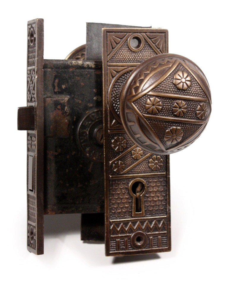 Antique door knobs images galleries for Entry hardware