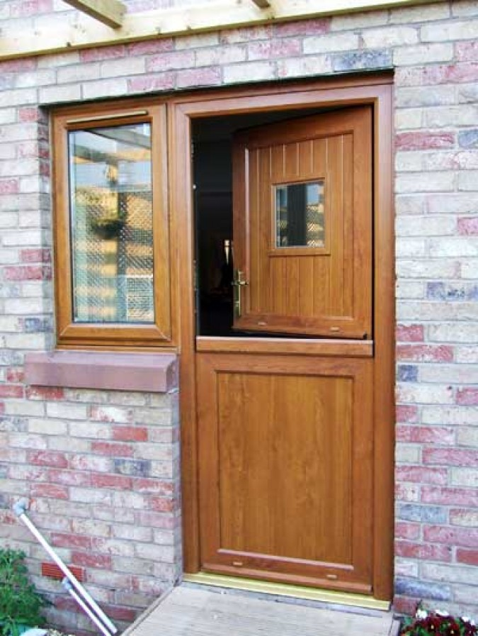 10 attractive hardwares to create back of door storage for Exterior back doors for home