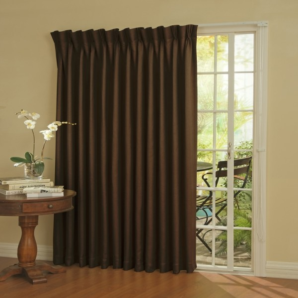 door panel curtains 2