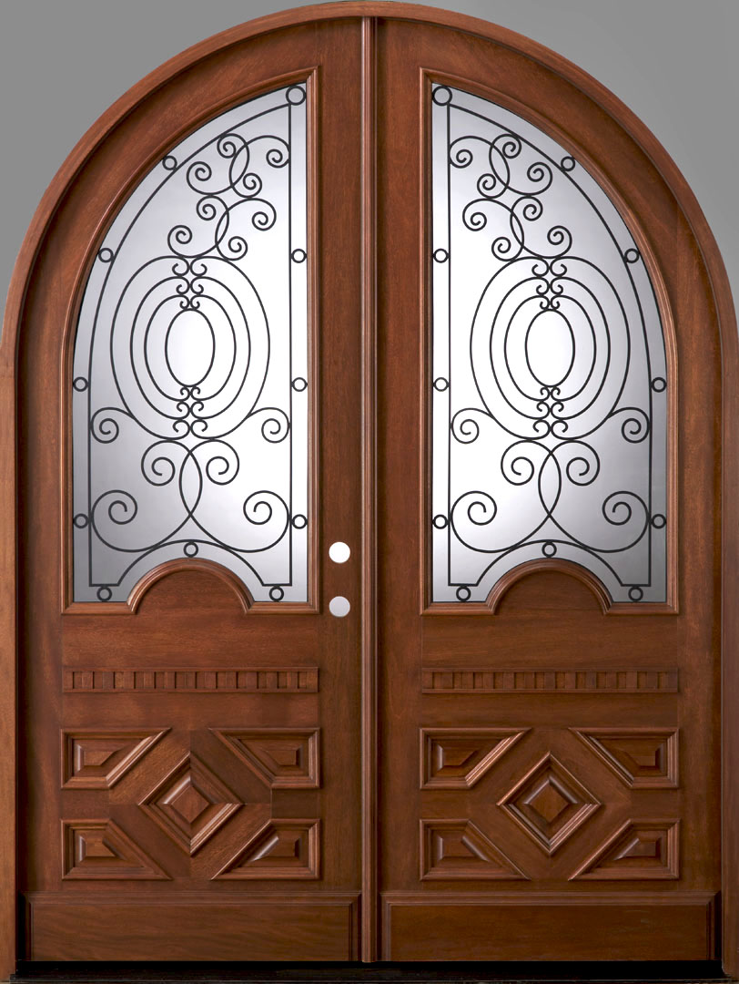 the double entry doors and fiberglass entry doors are very useful in