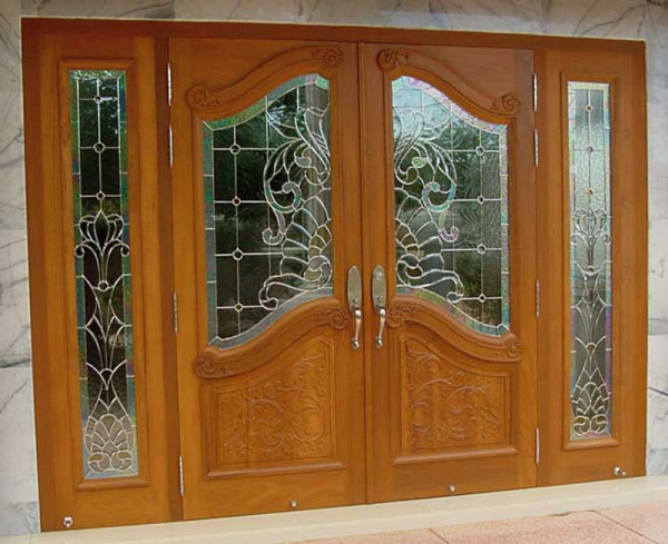 10 benefits of double door designs interior exterior ideas for Simple room door design
