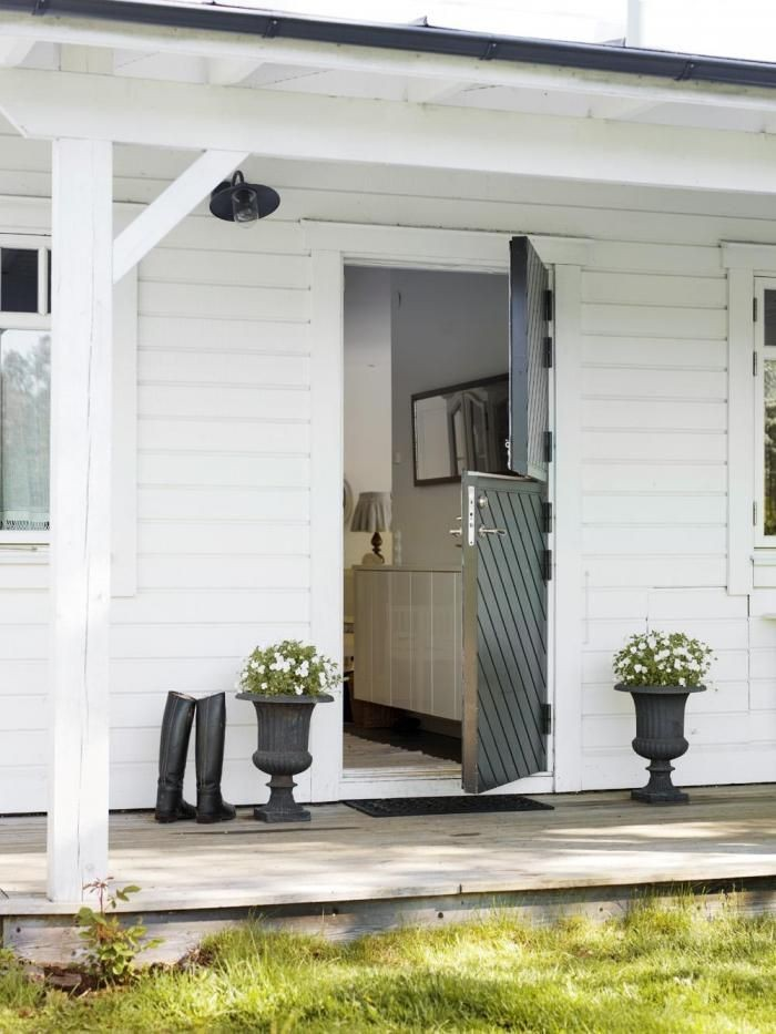 10 stable doors and new found applications interior for Interior porch doors