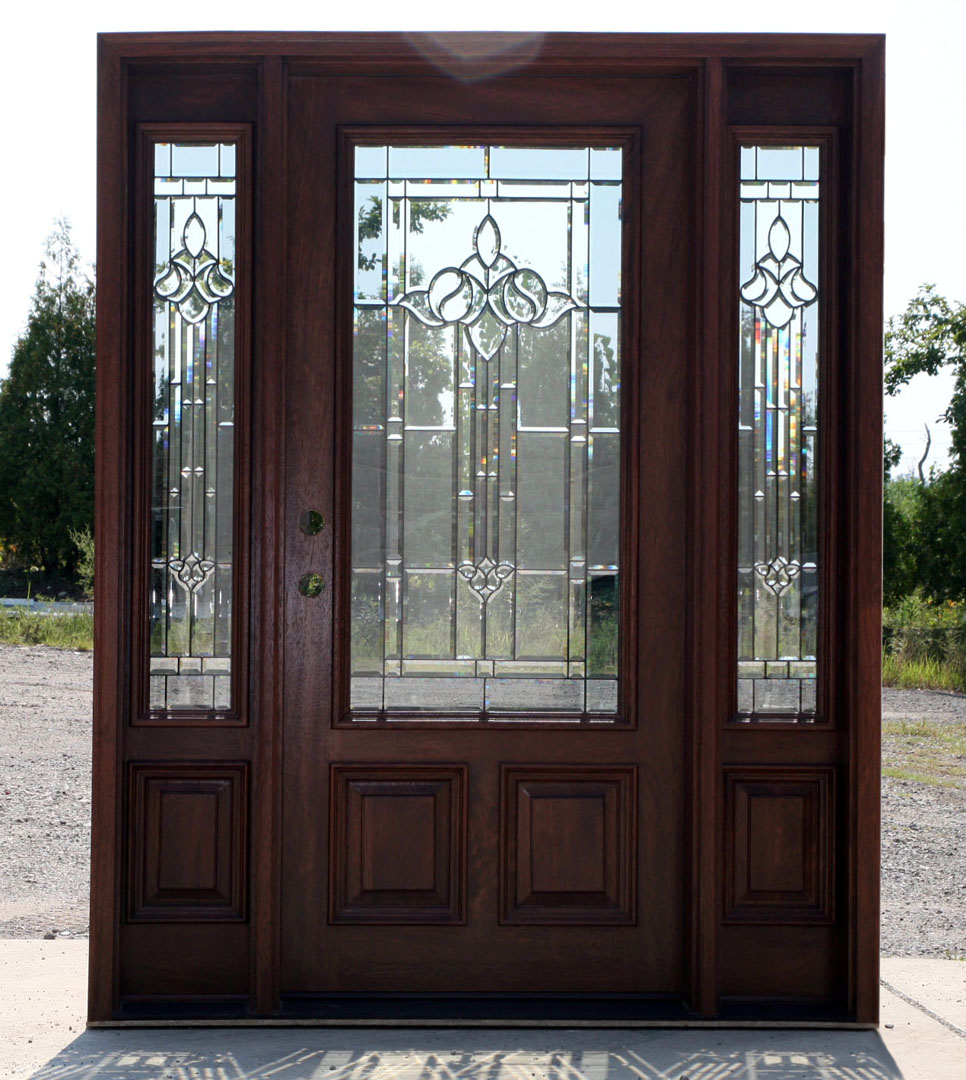 10 stylish and grate entry door designs interior for Exterior front entry doors