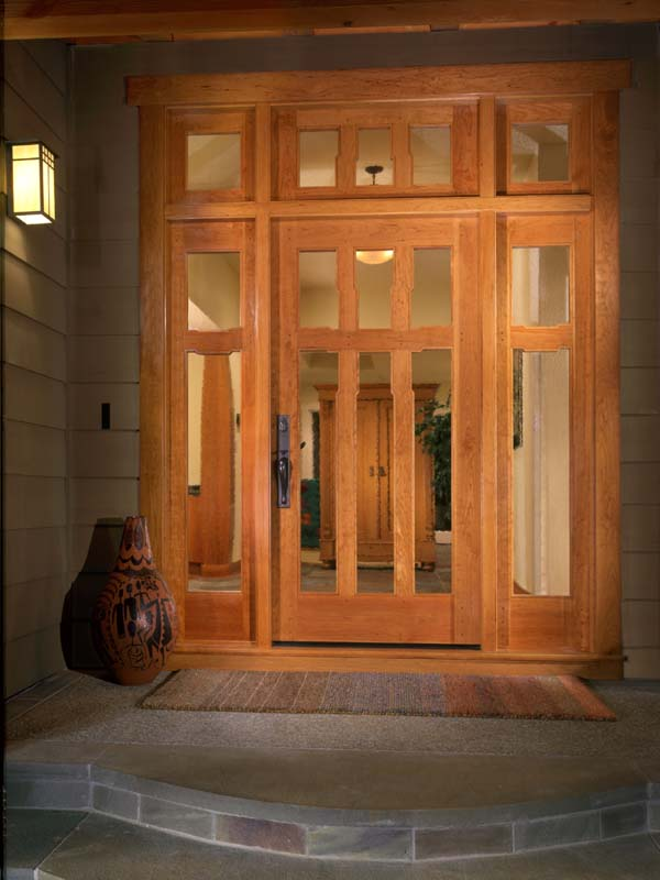 10 stylish and grate entry door designs interior for Custom exterior doors