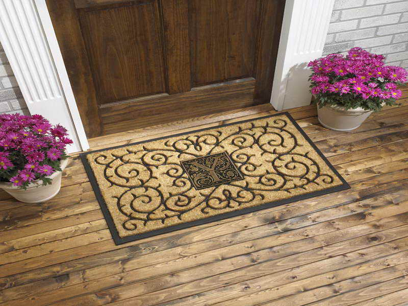 10 options of door mats you should know about interior. Black Bedroom Furniture Sets. Home Design Ideas