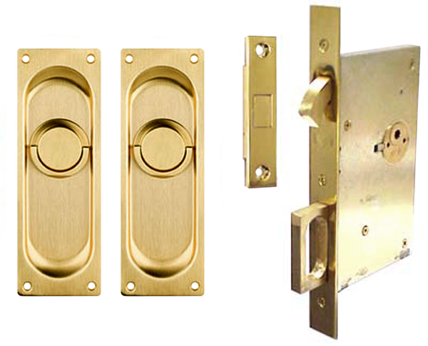 pocket door lock 2