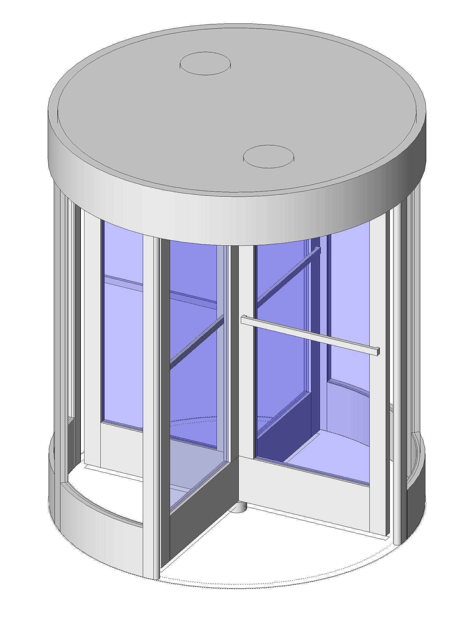 20 Benefits Of Installing A Revolving Door Interior