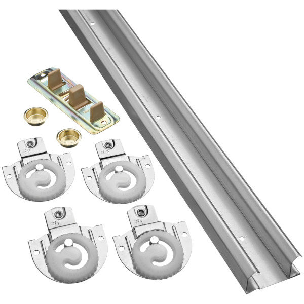 sliding closet door hardware 1