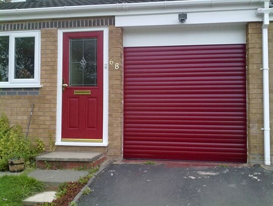 small roll up garage doors 1