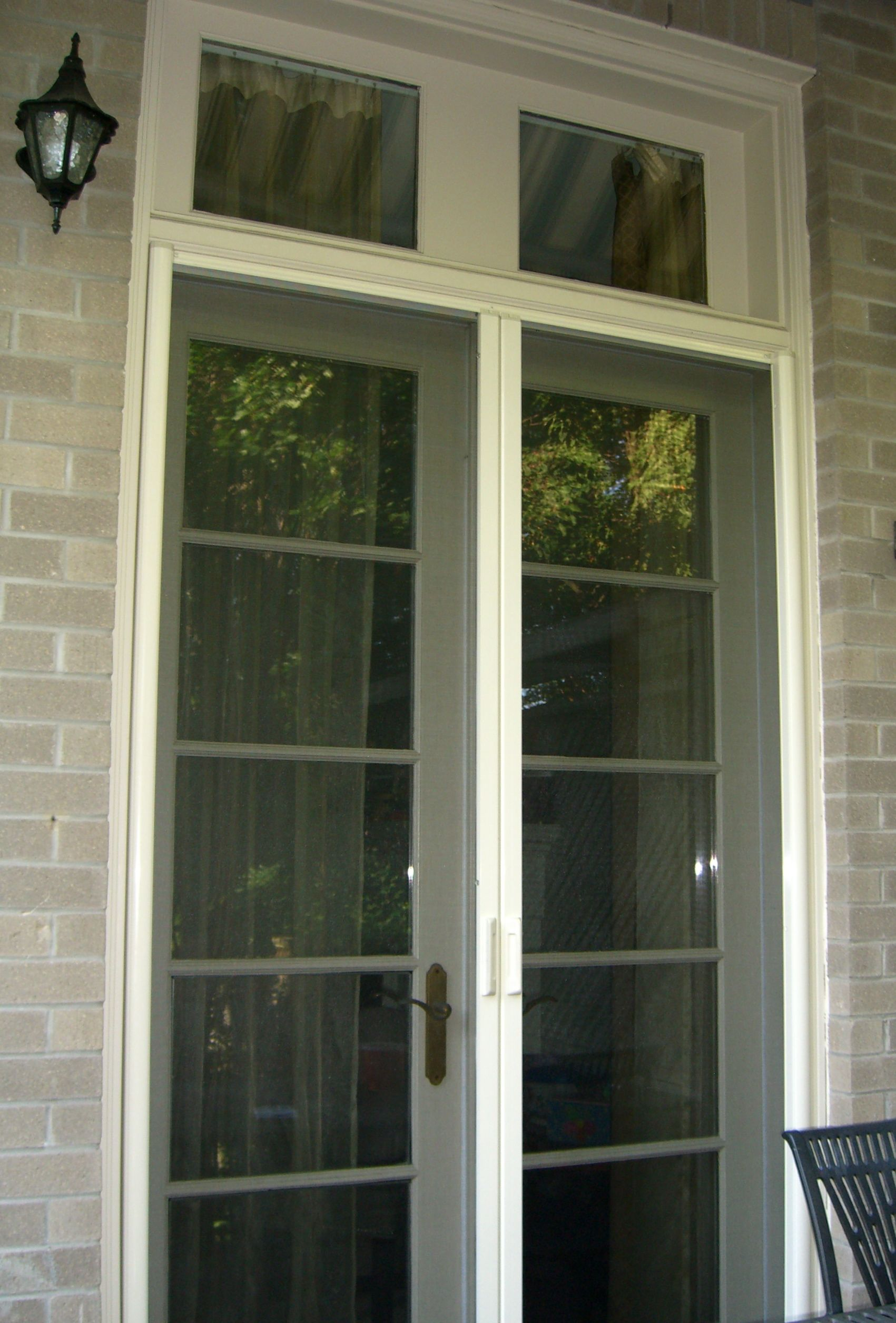 22 facts to know about 8 foot french doors exterior before for Five foot french doors