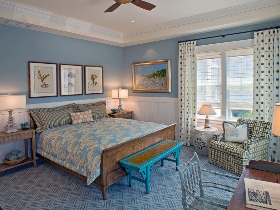 Beach House Interior Paint Colors Photo 15