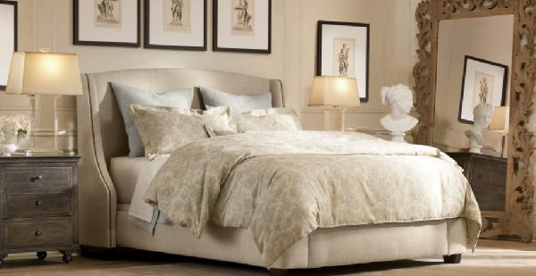 Bedroom Furniture Sets Restoration Hardware Interior Exterior Bedroom Decor
