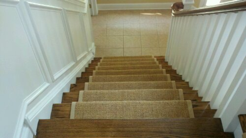 Berber-carpet-runner-for-stairs-photo-5