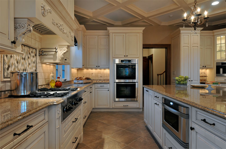 Elegant Kitchen Design – 22 varieties to give your kitchen a thorough makeover