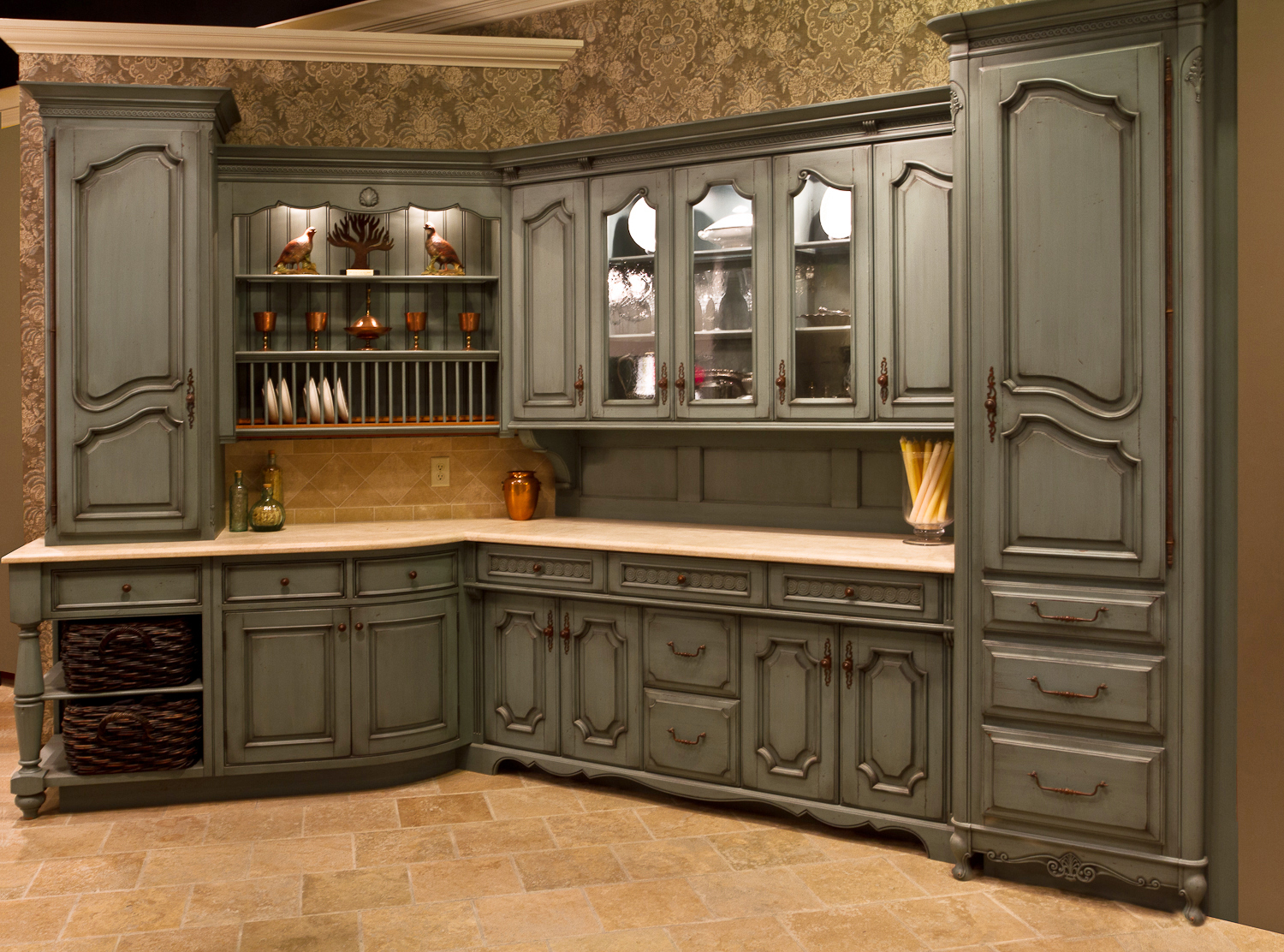 kitchen ideas honor country kitchen ideas showing vintage