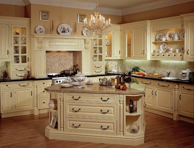 french country kitchen flooring ideas winda 7 furniture - French Kitchen Designs
