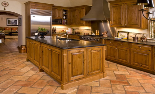 french country kitchen flooring ideas interior