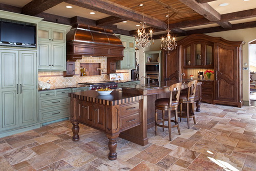 French-country-kitchen-flooring-ideas-photo-7