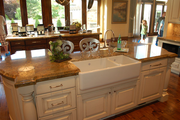 Perfect French Country Kitchen Sinks Photo 6