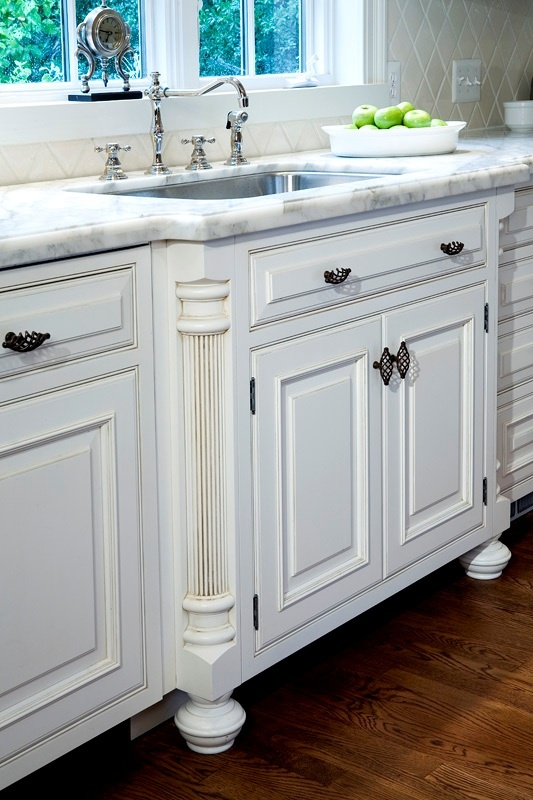 Country Kitchen Sink Faucets