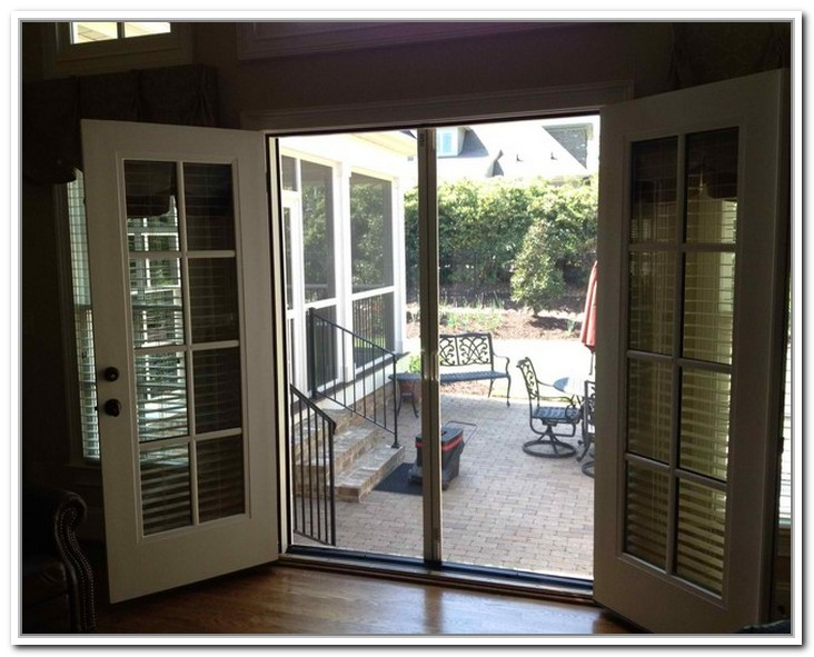 27 Things You Must Know About French Doors Interior Blinds Interior Exterior Ideas
