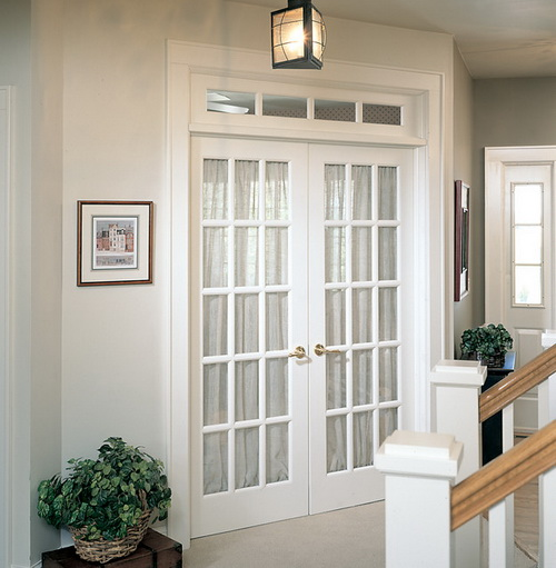 Beautiful French Doors Interior Menards For Your Home