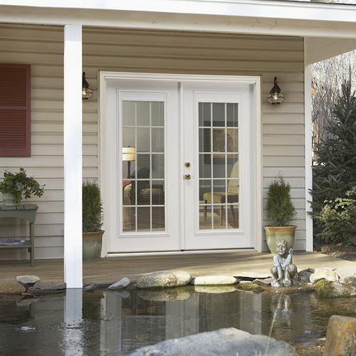 French double doors lowes interior exterior ideas - Lowes prehung interior french doors ...