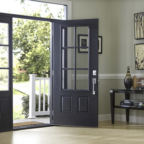 French double doors lowes interior exterior ideas for Double french doors