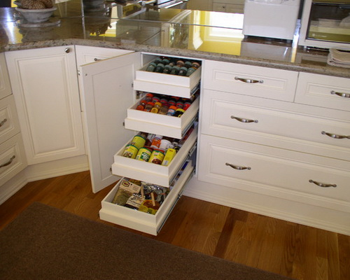 Kitchen cabinets ideas for storage interior exterior ideas for Cabinet storage ideas kitchen
