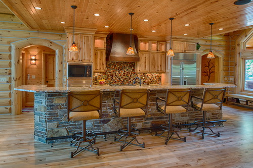 Kitchen Design Ideas For Log Homes 15 Things To Undertake Interior Exterior Ideas