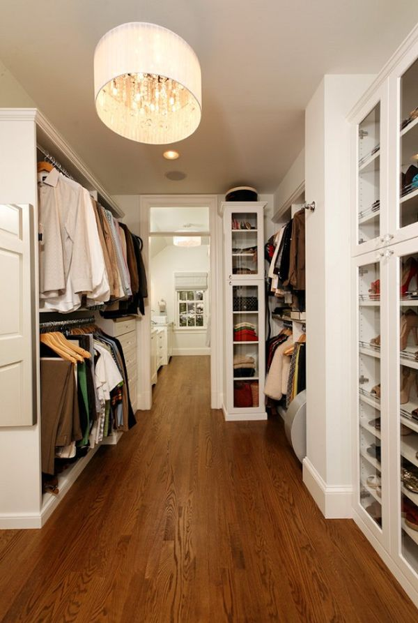 large walk in closet design 17 tips for best choice
