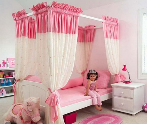 little girl room ideas pink | interior & exterior doors