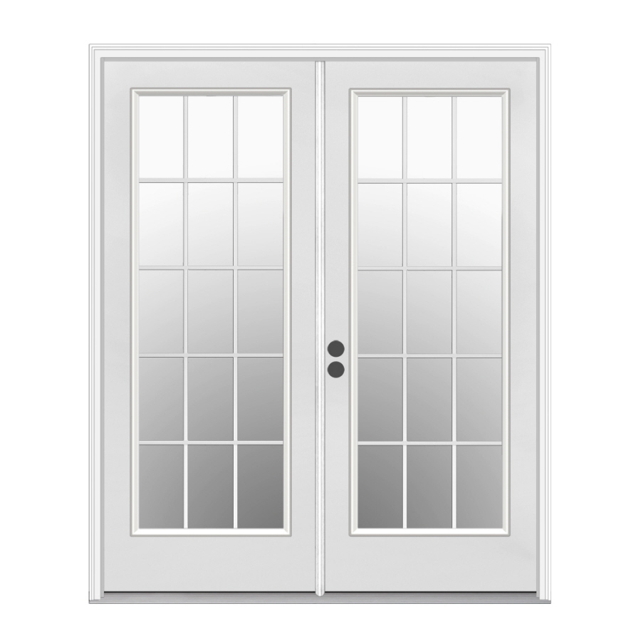 Lowes double french doors exterior 10 reasons to install for Exterior closet doors