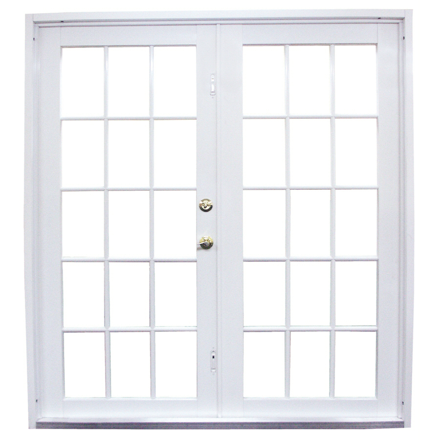 Lowes double french doors exterior 10 reasons to install for White double french doors