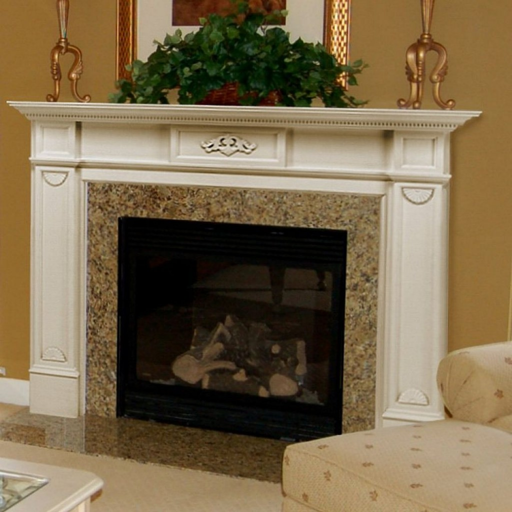 Marble fireplace surround ideas bring a warm comfortable and