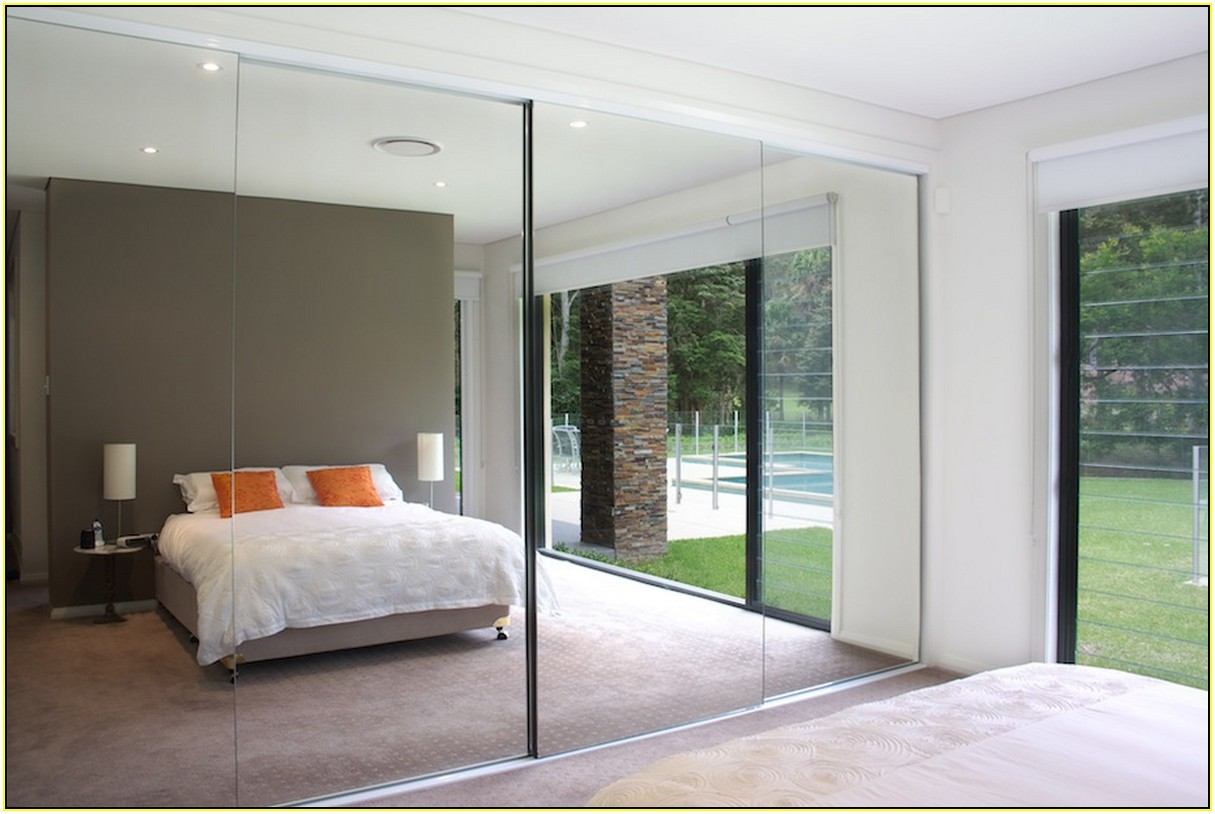 Design Mirrored Closet Doors mirrored closet doors menards a simple upgrade to any bedroom bedroom