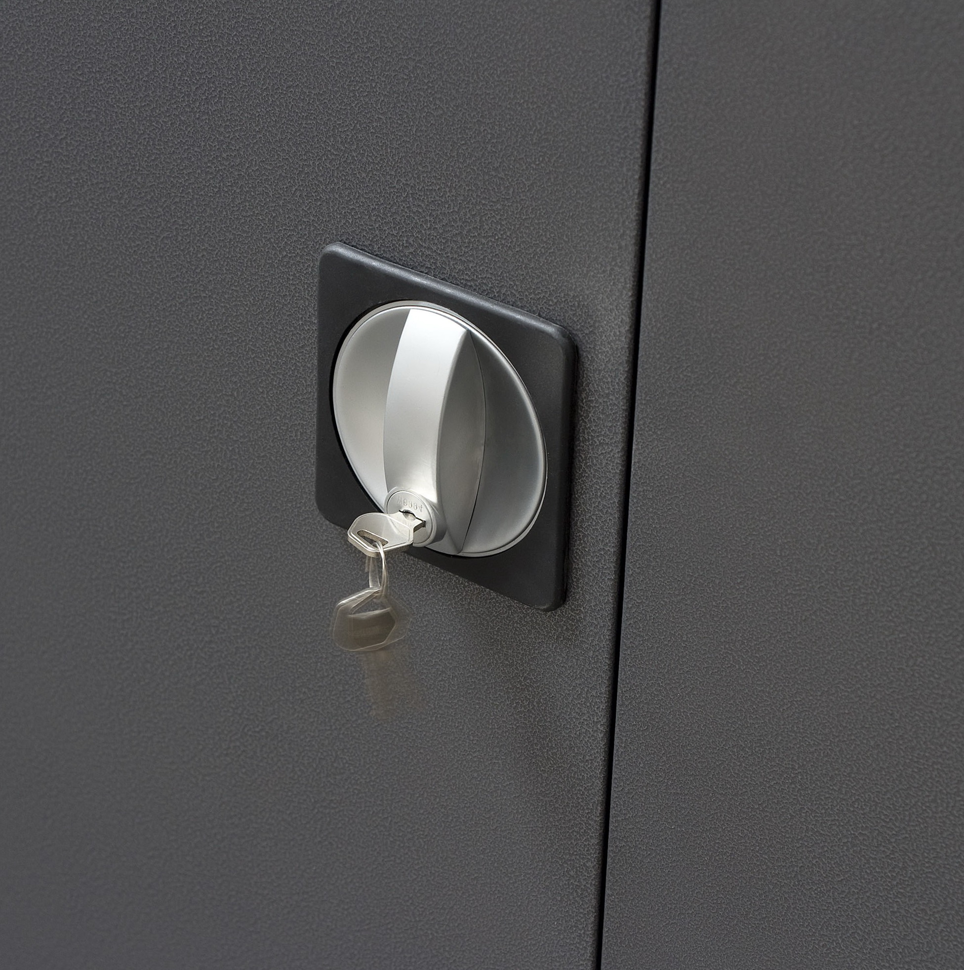 mirror closet door lock