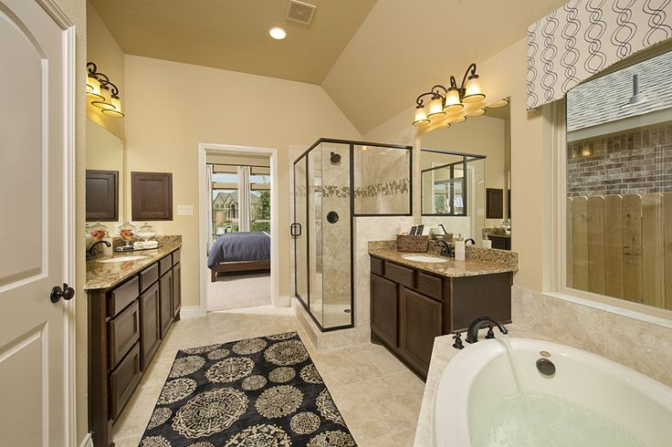 Model home bathroom pictures 17 varities of looking your for Model bathrooms pictures
