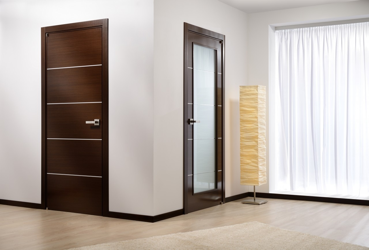 modern bedroom door designs - 18 ways to fit your interior decors