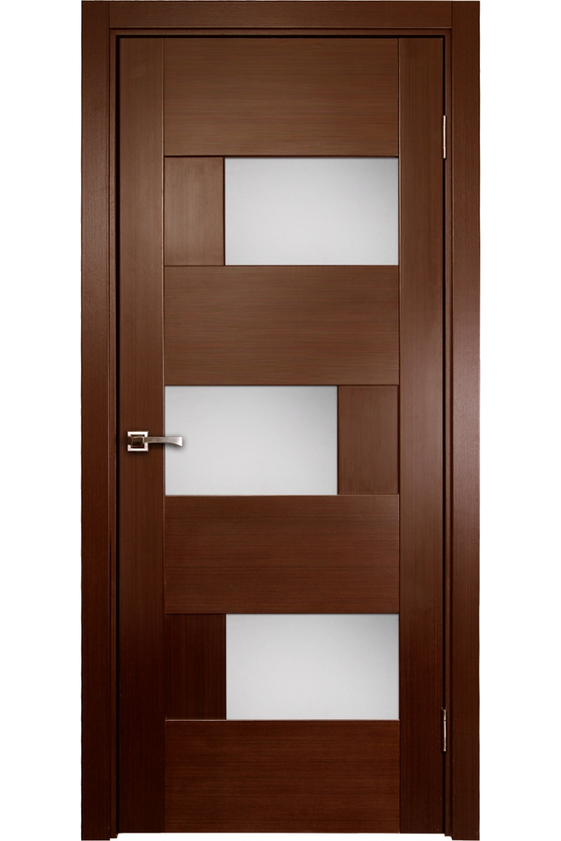 Modern bedroom door designs 18 ways to fit your interior for Modern entrance door design