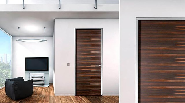 modern bedroom door – laptoptablets