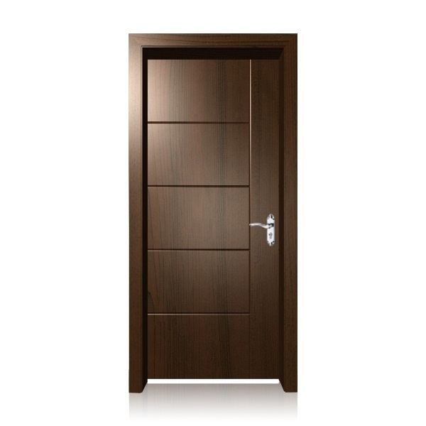 Modern bedroom door designs 18 ways to fit your interior for Simple room door design