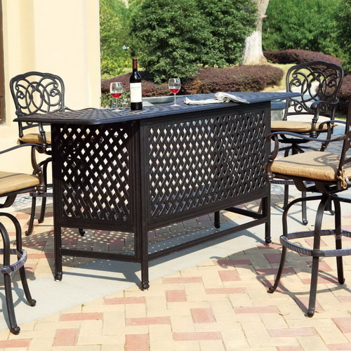 Outdoor bar sets clearance 16 ways to increase beauty of for Affordable furniture adelaide