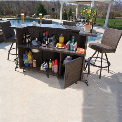 Exceptional Outdoor Bar Sets Sears Photo 6