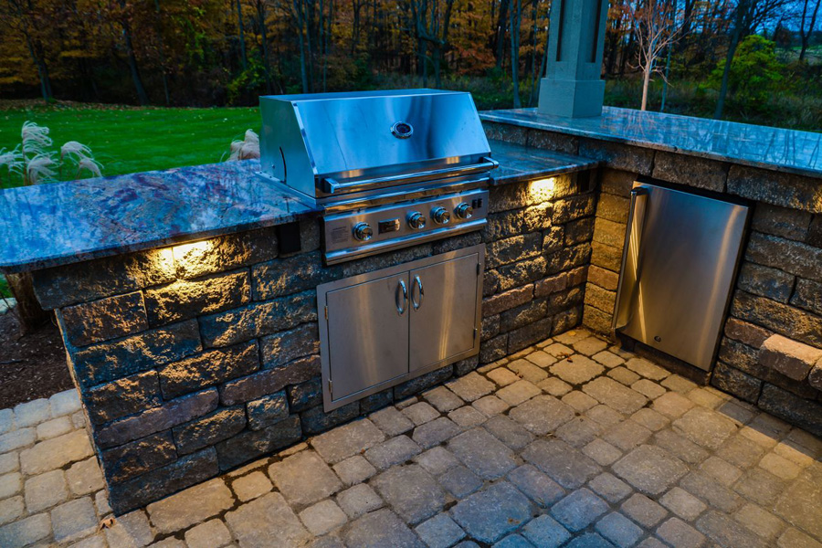Outdoor kitchen lighting 18 essentials for a good