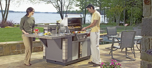 Outdoor kitchen lowes – best suited to offer you top notch outdoor kitchen ideas