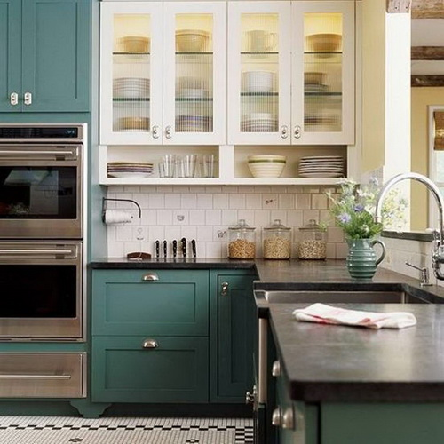Painting-kitchen-cabinets-good-idea-photo-11