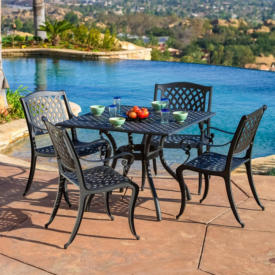 18 special features of patio dining sets lowes interior exterior