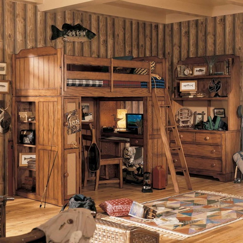 rustic-bedroom-furniture-for-kids-photo-5